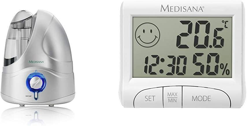 Medisana 60065 UHW - Humidificador Ultrasónico 4,2l, micro ...