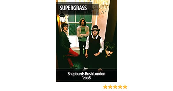 Amazon com: Watch Supergrass - Live In London | Prime Video