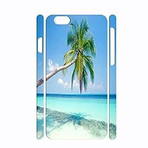 Custom Nature Series Beautiful Pattern Hard Plastic Cover for Iphone 6