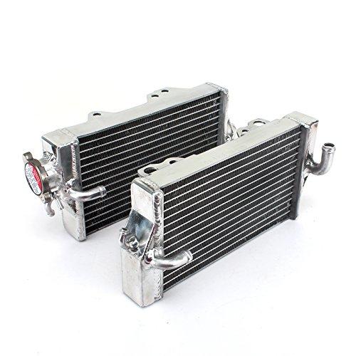 TARAZON Aluminum core Radiators for Honda CR125 2002 2003 Engine Cooling Radiator