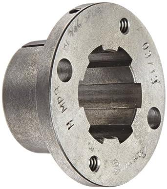Browning H 1 3 8 6 Spl B Split Taper Bushing 1 3 8 Spline