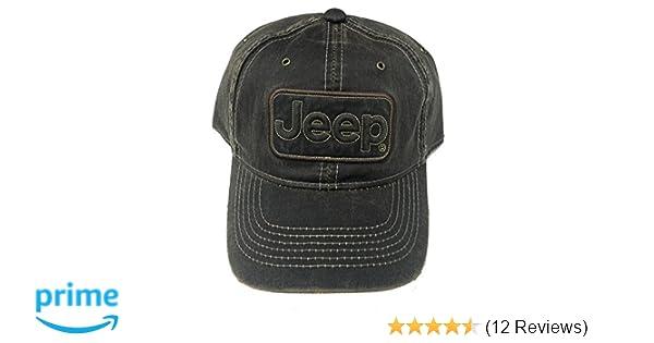 Amazon.com  Jeep Patch Cap  Clothing e423594e72f2