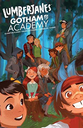 Lumberjanes/Gotham Academy