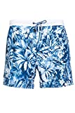 BOSS Swim Short Mandarinfish in Blue