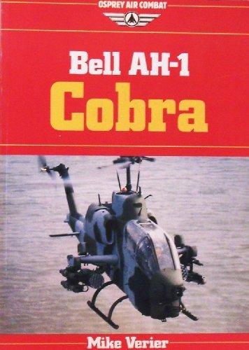 Bell Ah-1 Cobra (Osprey Air Combat - Ah1 Helicopter Cobra