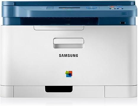 Samsung CLX-3300 - Impresora multifunción láser (18 ppm b/n, 4 ppm ...