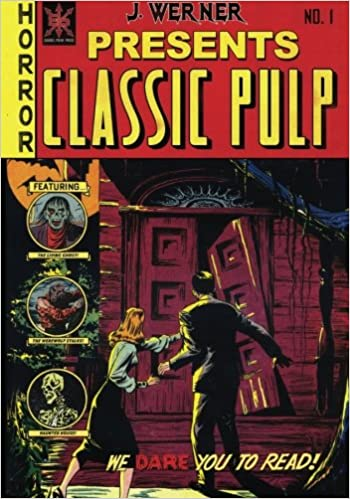 Book Classic Pulp: No. 1: Volume 1