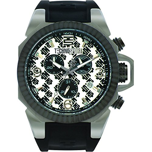 TechnoSport Women's Chrono Watch - Silver
