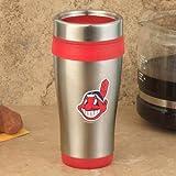 MLB Cleveland Indians 16oz. Travel Tumbler