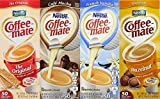 Coffee Mate Liquid .375oz Variety Pack (4 Flavors) 200 Count