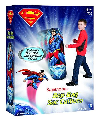 Amazon.com: Hedstrom Superman Bop Bolsa: Toys & Games