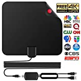 Best TV Antennas - Skywire TV Antenna for Digital TV Indoor, Amplified Review