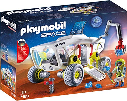 Mars Research Vehicle
