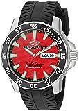 Seapro Men's 'Scuba Dragon Diver LTD' Quartz Stainless Steel Casual Watch, Color:Black (Model: SP8317)