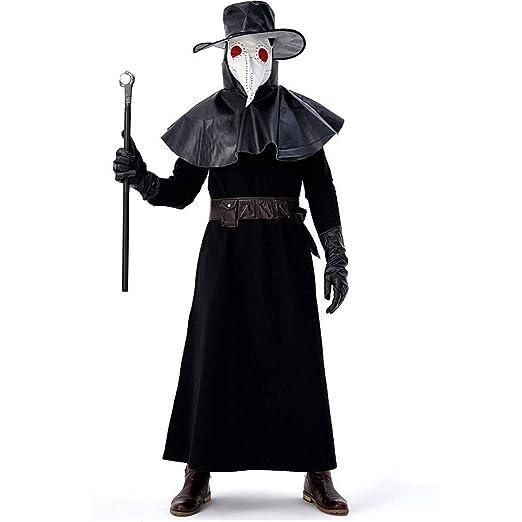 LEZDPP Halloween del Traje Adulto Ropa de Hombres Cosplay ...