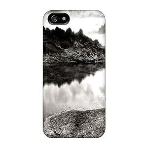 Bernardrmop Perfect Tpu Case For Iphone 5/5s/ Anti-scratch Protector Case (landscape W B)