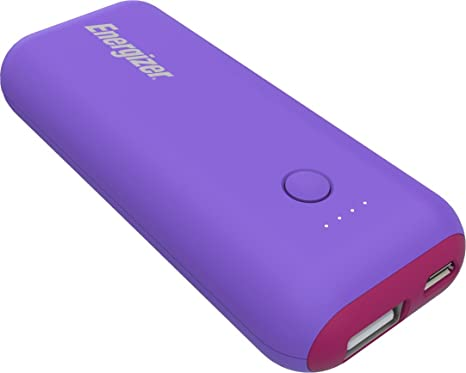 Energizer 5000mAh Batería Externa, Banco de alimentación ...