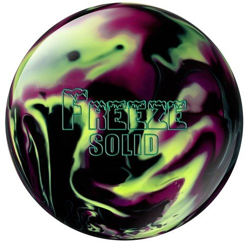 Columbia 300 Freeze Solid Bowling Ball
