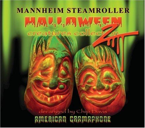 Halloween 2 +DVD by Mannheim Steamroller (2006-09-11) ()