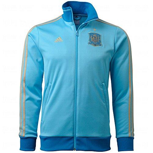 Adidas Spain 2014 Men's FEF Track Top Jacket M