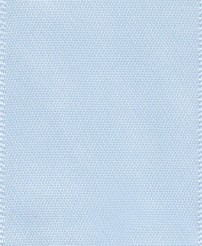 Entertaining with Caspari Solid Decorative Ribbon, 10-Yard, Light Blue