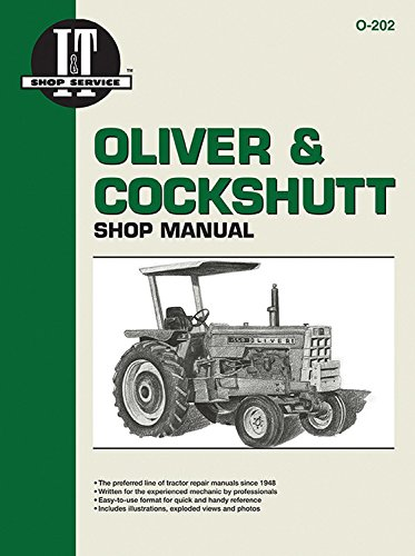 Oliver & Cockshutt Shop Manual (Manual O-202)