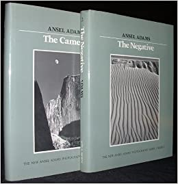 the new ansel adams photography series the camera volume 1 the negative volume 2