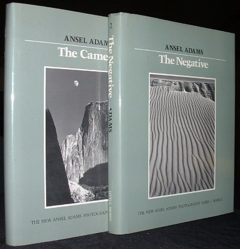 The New Ansel Adams Photography Series The Camera (Volume 1) & The Negative (Volume 2) (Ansel Adams Parmelian Prints Of The High Sierras)