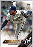 2016 Topps Baseball Series 2 #544 Jeremy Jeffress Brewers