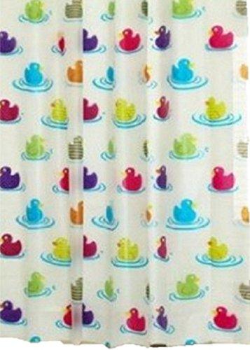 Animal Shower Curtain (Duck, 71