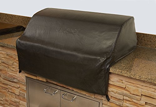 Lynx Carbon Fiber Vinyl Grill Cover For 30-inch Built-in Asado Gas Grill -
