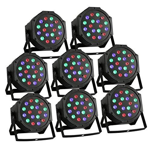 54w led par light - 6