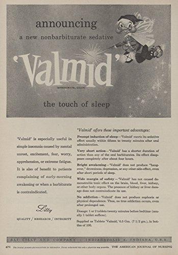 1955-ad-eli-lilly-valmid-ethinamate-sleep-aid-pill-fairy-dust-original-vintage-advertising