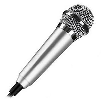 Amazon Com Zmya Mini 3 5mm Handheld Karaoke Ktv Cellphone