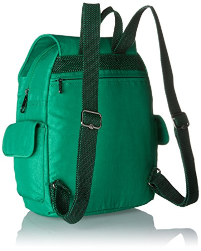 City Mujer Verde Mochilas Pack S Greeny Kipling Wild wadqS4xWI