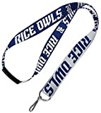#4: WinCraft Rice University Owls Lanyard Key Chain with Plastic Safety Breakaway Clasp