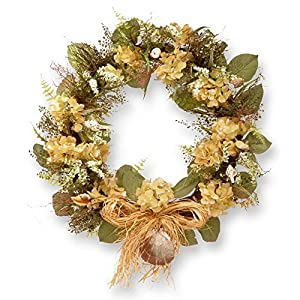 National Tree Company 32 in. Seashore Wreath 34