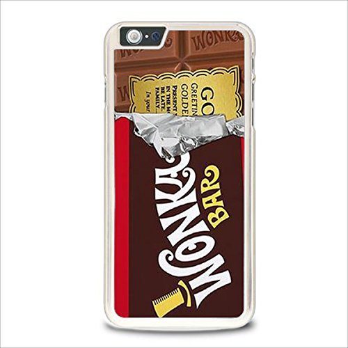 Coque,Golden Ticket Chocolate Wonka Bar Case Cover For Coque iphone 6 / Coque iphone 6s