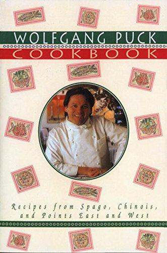 wolfgang puck recipe book - 1