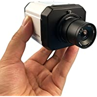 Vanxse Cctv Effio-e 1/3 Sony CCD 960h 8mm CS Lens Bullet Box Camera Surveillance Security Camera