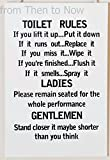 Wooden-Funny-Plaque-Sign-Toilet-Rules-Bathroom