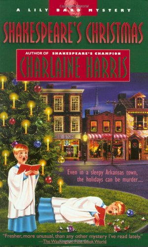 Download Shakespeare's Christmas (Lily Bard Mysteries, Book 3) pdf