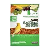 Zupreem FruitBlend Flavor Premium Bird Food for Extra Small Birds — 2 lbs, My Pet Supplies