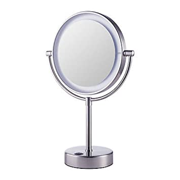Ikea Kaitum Mirror With Integrated Lighting Battery Operated Led