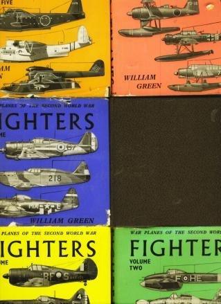 Warplanes of the Second World War: v. 1