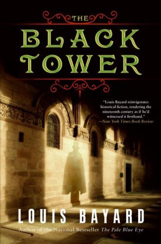 The Black Tower: A Novel cover