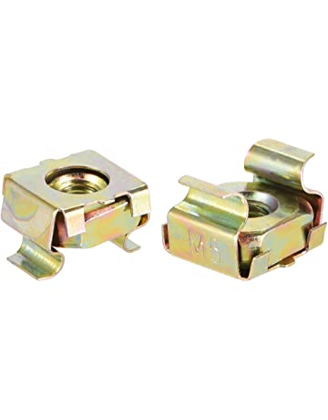 tuercas jaula para chapa de acero inoxidable A2/tuercas enjauladas   cuadrado opiol Quality 20/unidades