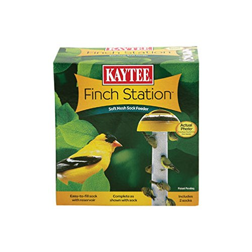 Kaytee Feeder Station Finch 2.5 Lbs.