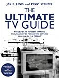 img - for The Ultimate TV Guide: New Updated Edition by Jon E. Lewis (2001-08-16) book / textbook / text book