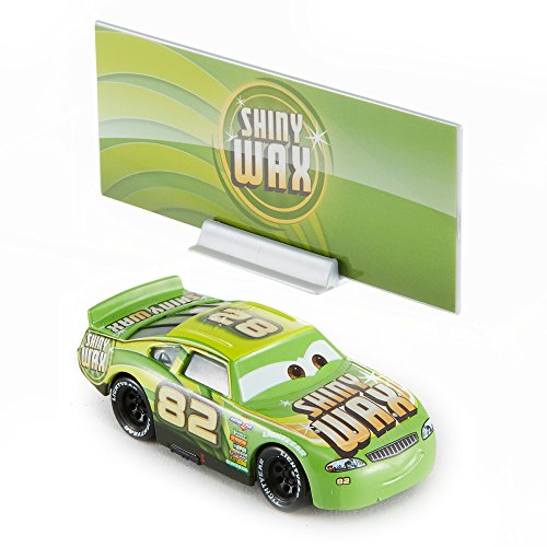 - Disney Pixar Cars 3 Shiny Wax Die-cast Vehicle